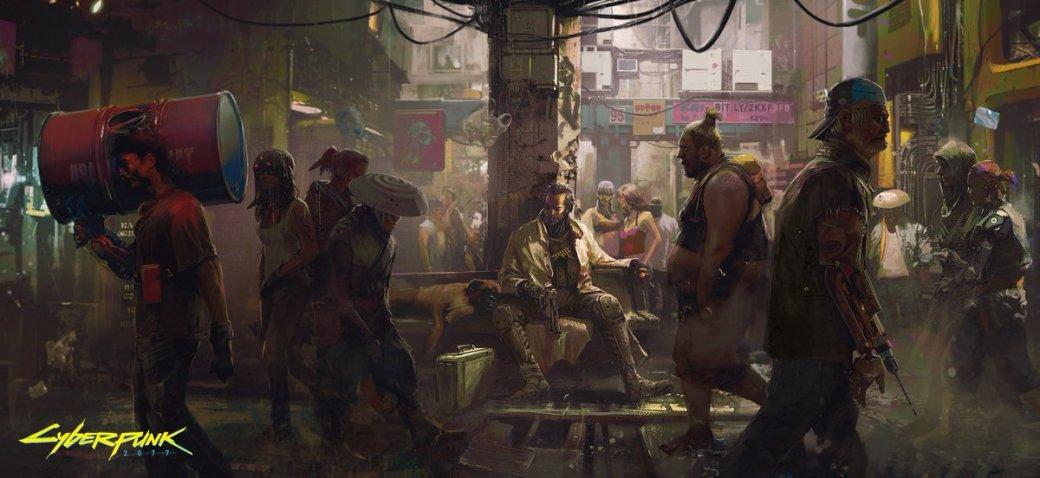 ВСети появились новые концепты Cyberpunk 2077. Фанаты тутже принялись ихрасшифровывать. - Изображение 2