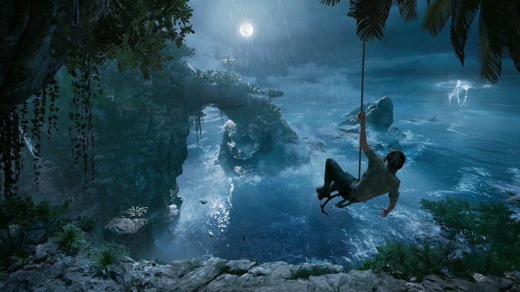 ВShadow ofthe Tomb Raider цвет дыма иогня будет меняться взависимости оттемпературы горения. - Изображение 1