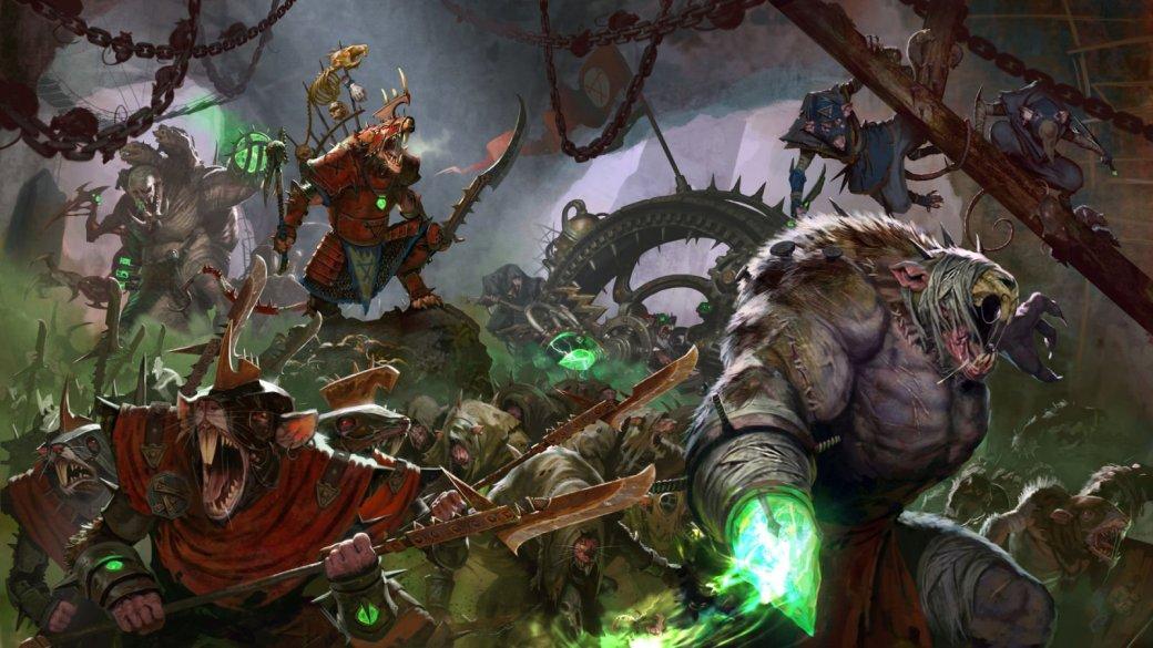 Взгляните напотрясающие концепт-арты Total War: Warhammer II. - Изображение 4