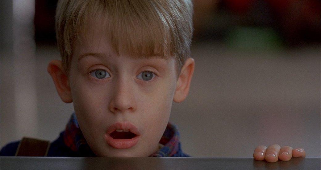 Маколей Калкин показал, какбы выглядел ремейк фильма «Один дома». Спойлер— ужасно! | Канобу - Изображение 1