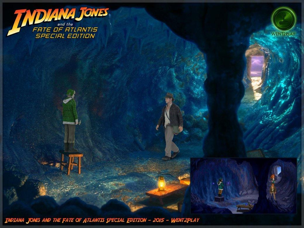 Lucasfilm попросила закрыть фанатский ремейк квеста про Индиану Джонса | Канобу - Изображение 11535