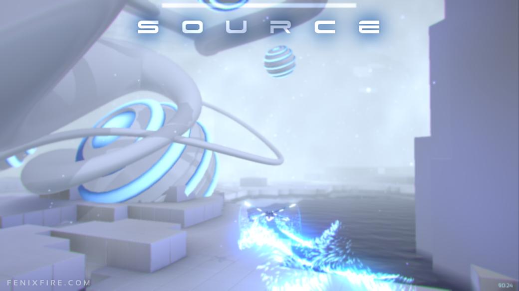 Авторы Roboto представили сюрреалистический экшен Source    Канобу - Изображение 9326