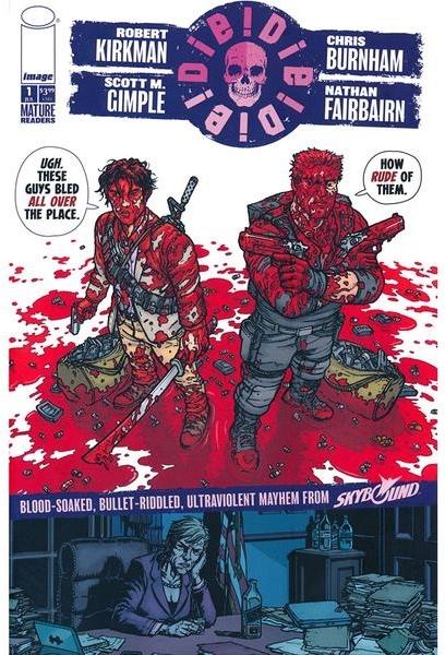 Создатель «Ходячих мертвецов» Роберт Киркман всех обманул ивыпустил новый комикс без единого анонса. - Изображение 2