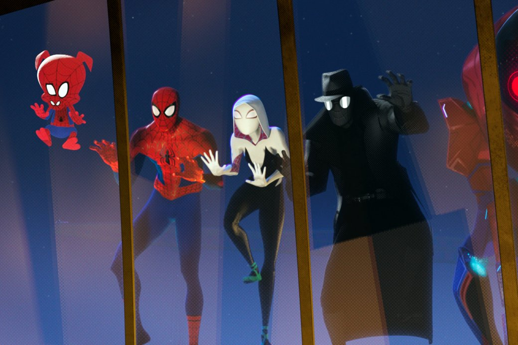 Аниматор раскрылв «Человеке-пауке: Через вселенные» новую, хорошо скрытую пасхалку соСтэном Ли | Канобу - Изображение 4792