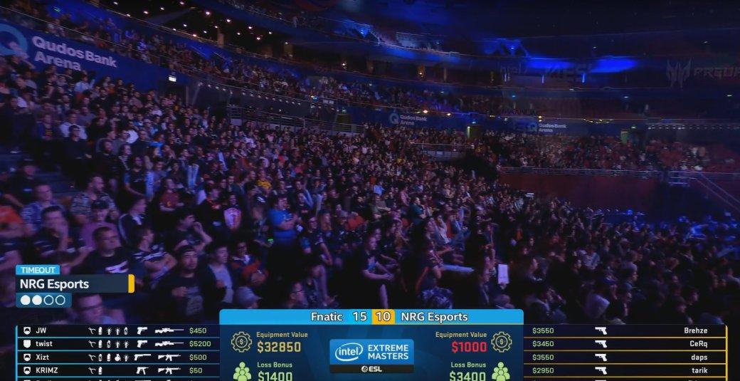 Натурнире поCS:GOвАвстралии весь стадион скандировал русские ругательства | Канобу - Изображение 0