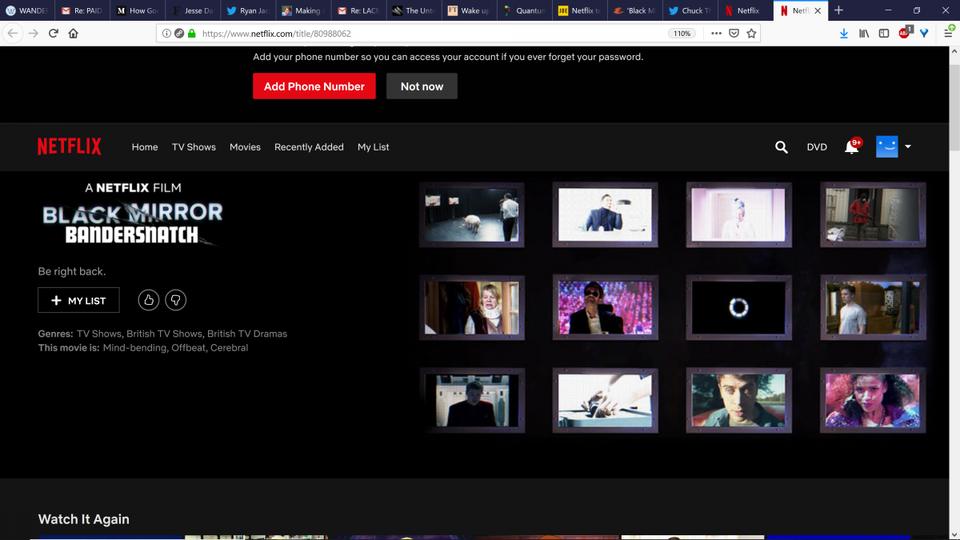 В конце декабря Netflix выпустит фильм по «Черному зеркалу» | Канобу - Изображение 0