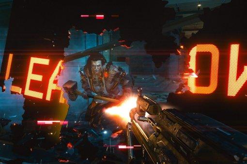 ВCyberpunk 2077 нет смысла драться сполицией допоследнего