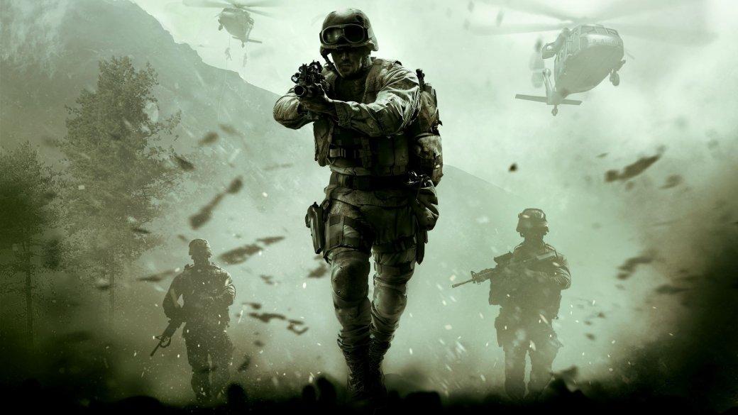 В марте подписчики PS Plus получат Modern Warfare Remastered и The Witness