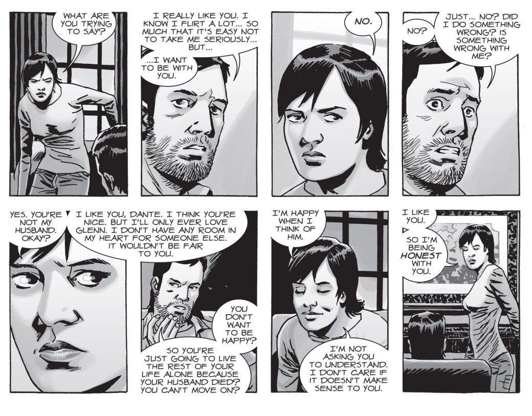 Война с Шепчущимися в комиксе The Walking Dead не оправдала ожиданий | Канобу - Изображение 18