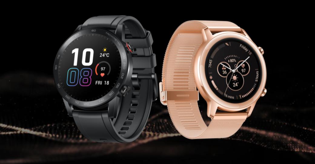ВРоссии представили водонепроницаемые смарт-часы Honor MagicWatch2 | Канобу - Изображение 0