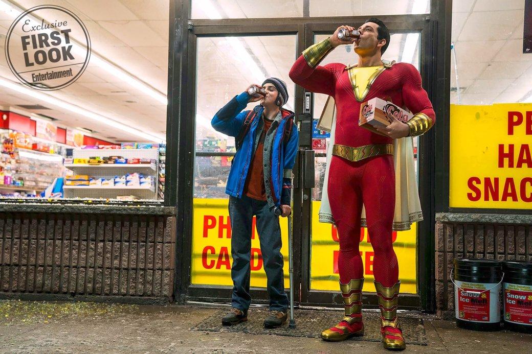 Новости 11июля одной строкой: новый актер сиквела «Оно», первый кадр Shazam, трейлер Extinction | Канобу - Изображение 422
