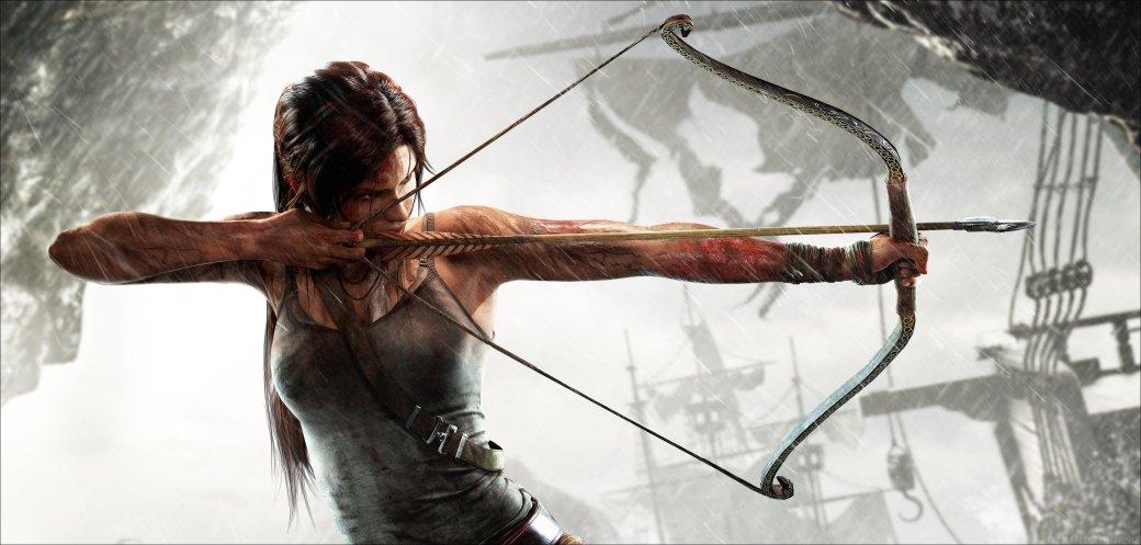 Lara Croft. Хочу все знать! | Канобу - Изображение 900