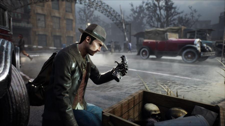 Настоящий детектив! Создатели The Sinking City показали, как проходят в игре расследования   Канобу - Изображение 0