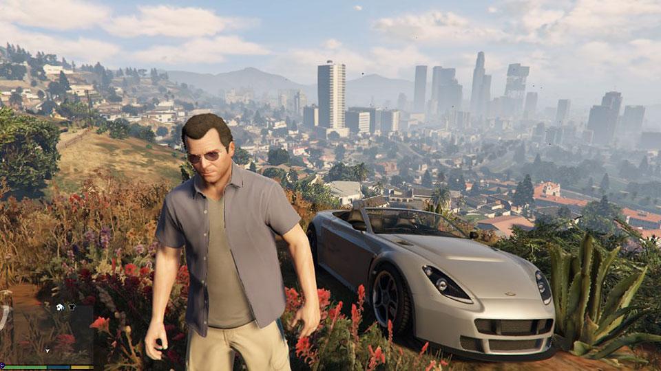 Гифка дня: исчезновение человека вGrand Theft Auto5. - Изображение 1