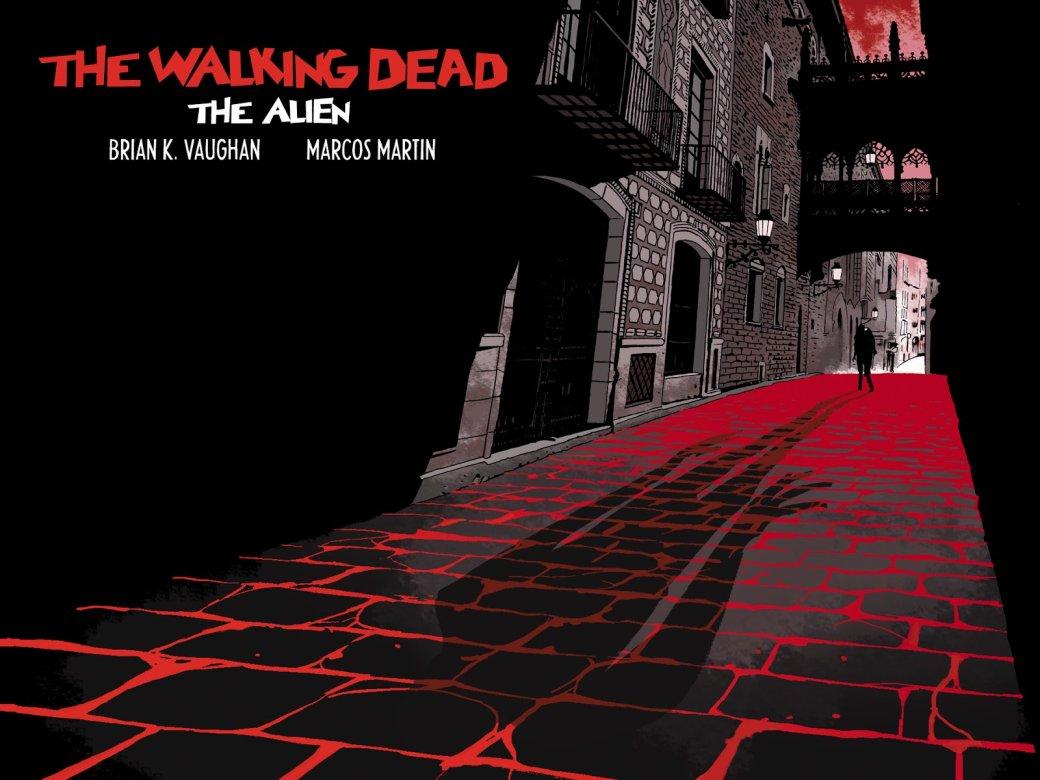 Мнение. Сновым выпуском комикса «Ходячие мертвецы» изменились навсегда | Канобу - Изображение 2683