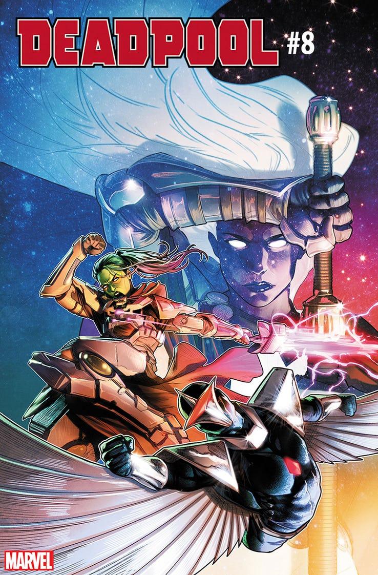 Marvel продолжает тизерить новый состав Стражей Галактики. Кто попадет вкоманду? | Канобу - Изображение 3181