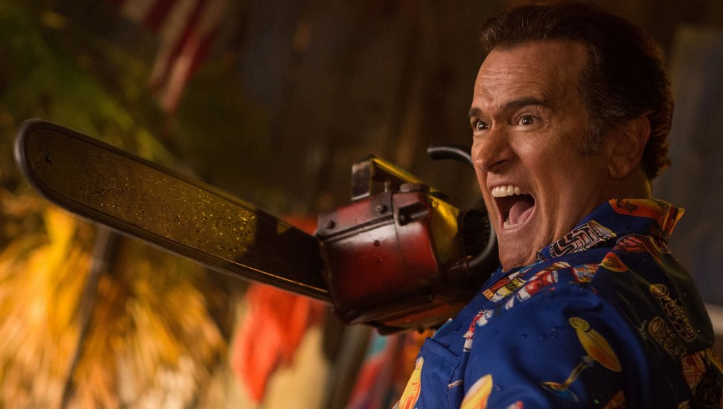 Брюс Кэмпбелл опроверг слух, что ондолжен был играть Мистерио вчетвертом «Человеке-пауке» Рэйми | Канобу - Изображение 1