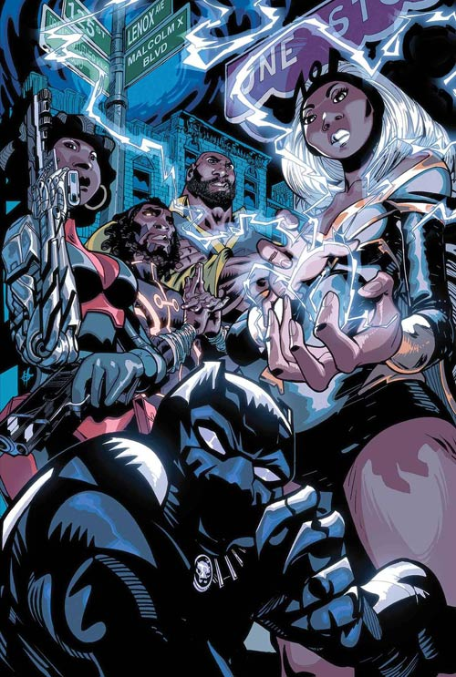 Соавтор Black Panther & The Crew говорит о супергероях-афроамериканцах | Канобу - Изображение 6555