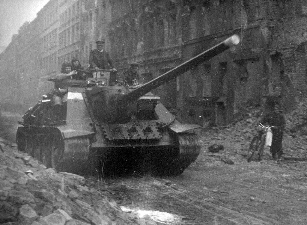 Танки и самоходные установки из World of Tanks, принимавшие участие в битве за Берлин | Канобу - Изображение 7822
