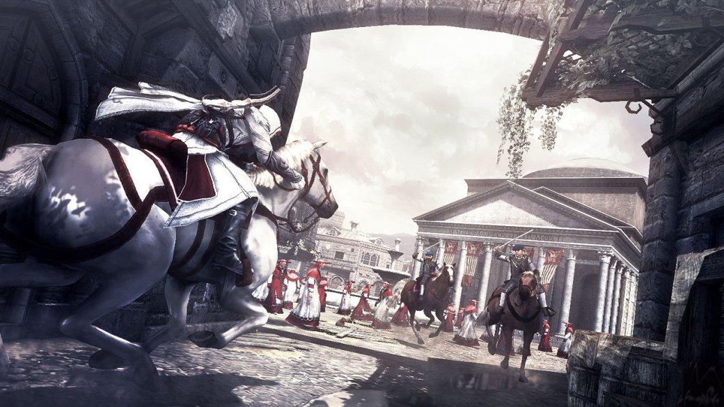 Лучшие игры серии Assassin's Creed - топ-10 игр Assassin's Creed на ПК, PS4, Xbox One | Канобу - Изображение 4910