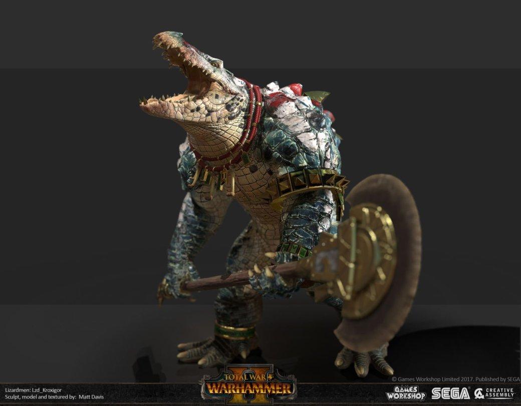Взгляните напотрясающие концепт-арты Total War: Warhammer II. - Изображение 36