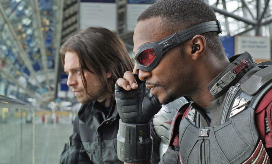 СМИ: в сериале Marvel про Сокола и Зимнего солдата появится знакомый злодей | Канобу - Изображение 1