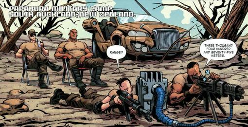Комиксы: Formic Wars - Burning Earth | Канобу - Изображение 3