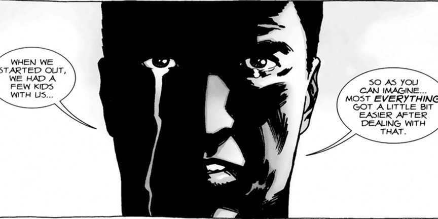 12 самых жестоких сцен в комиксе «Ходячие мертвецы» | Канобу - Изображение 6185
