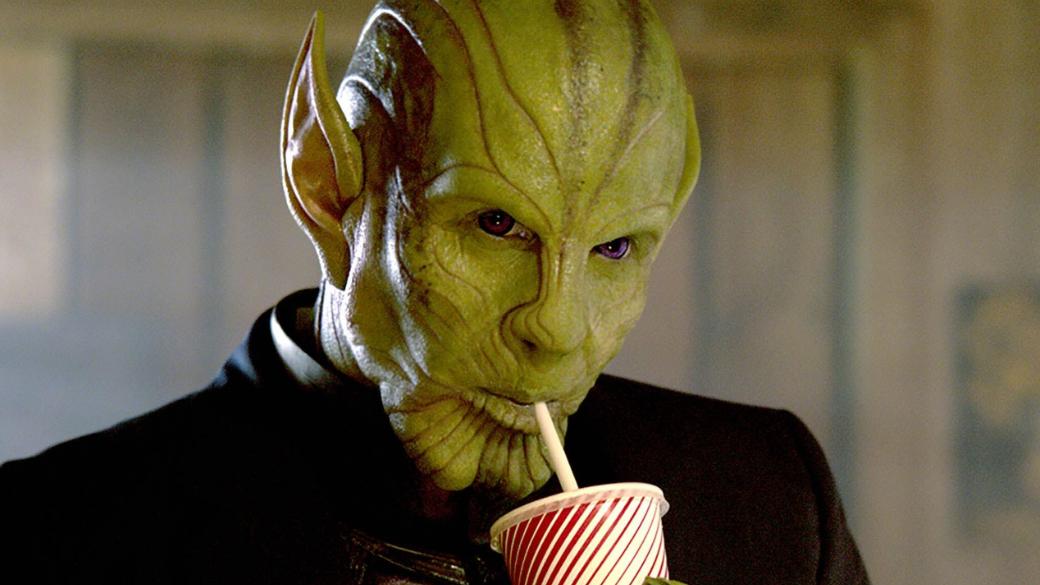 Пасхалки иотсылки в«Капитане Марвел»— камео Стэна Ли, тайна рыжего кота исекрет Ника Фьюри | Канобу - Изображение 10