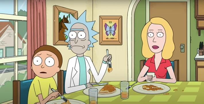 Рецензия на7 серию 4 сезона «Рика иМорти». Глубокая социальная фантастика вочень слабом эпизоде