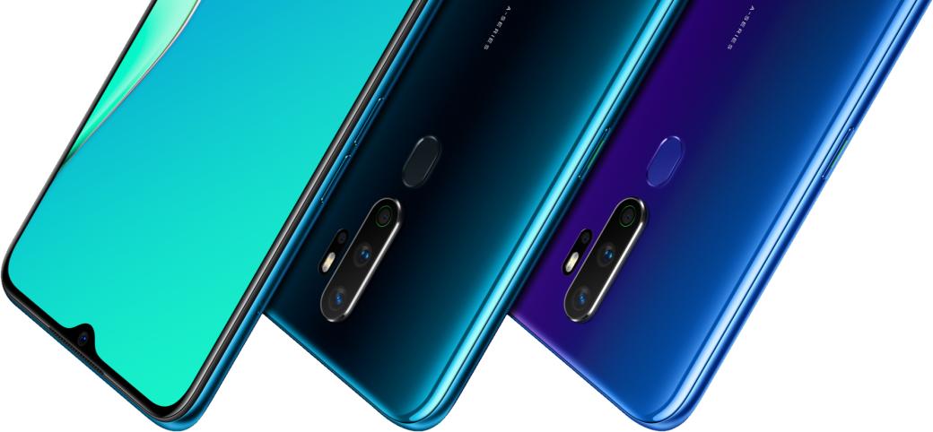 Обзор OPPO A5 2020 и OPPO A9 2020 - смартфоны с 4 камерами и 3D-дизайном, характеристики и цены   Канобу