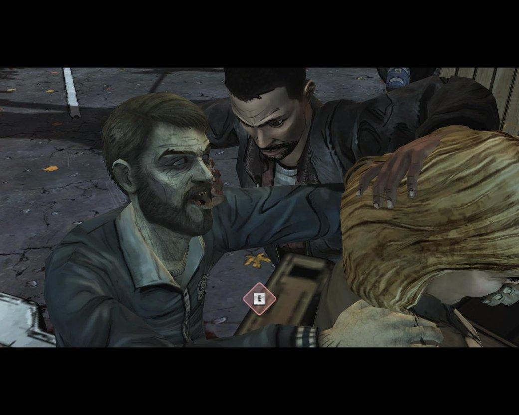 Ели мясо мужики: рецензия на The Walking Dead: Episode 2 — Starved for Help | Канобу - Изображение 3