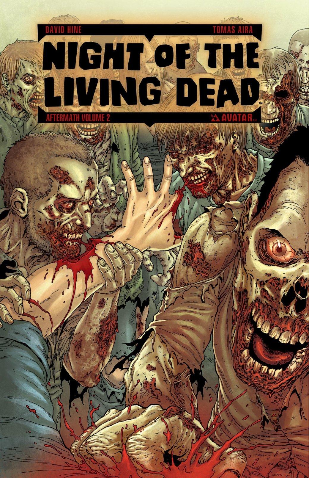 Какие комиксы почитать вожидании «Ходячих мертвецов»? Жесть, 18+ | Канобу - Изображение 15