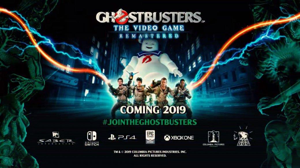 Вышел первый трейлер обновленной Ghostbusters: The Video Game. Игра заметно похорошела! [Обновлено] | Канобу - Изображение 7216