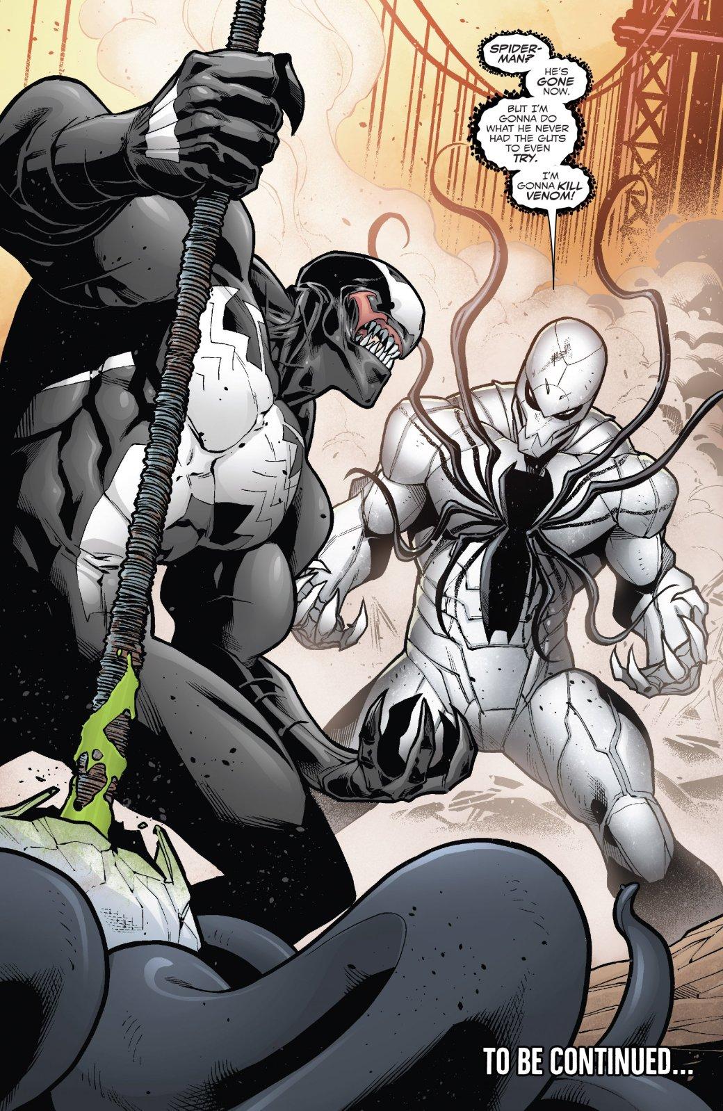 Venomverse: скем ипочему сражаются симбиоты Веномы?. - Изображение 3