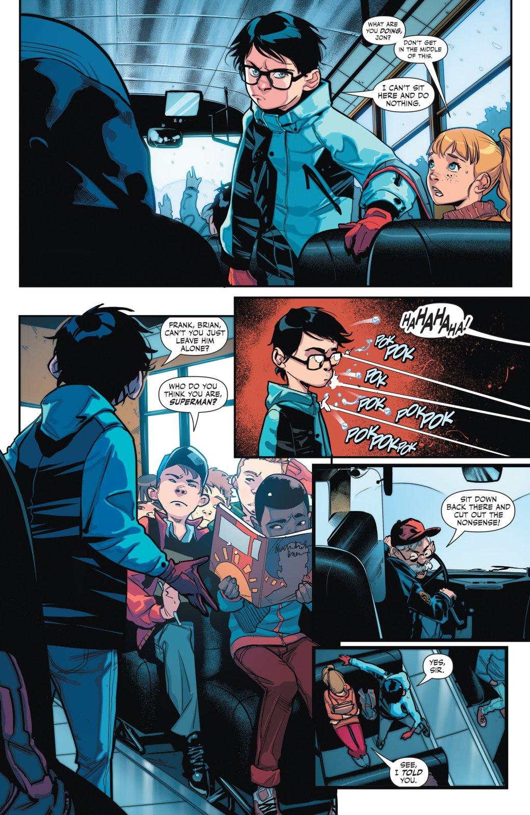 Похоже, Супербой и Робин уже готовы заменить Бэтмена и Супермена | Канобу - Изображение 1