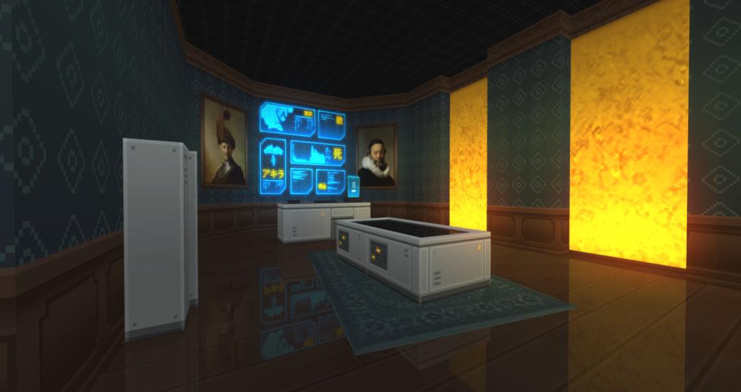Демоны захватывают киберпанк: для Doom 2 вышла карта в стиле Deus Ex: Human Revolution. - Изображение 1