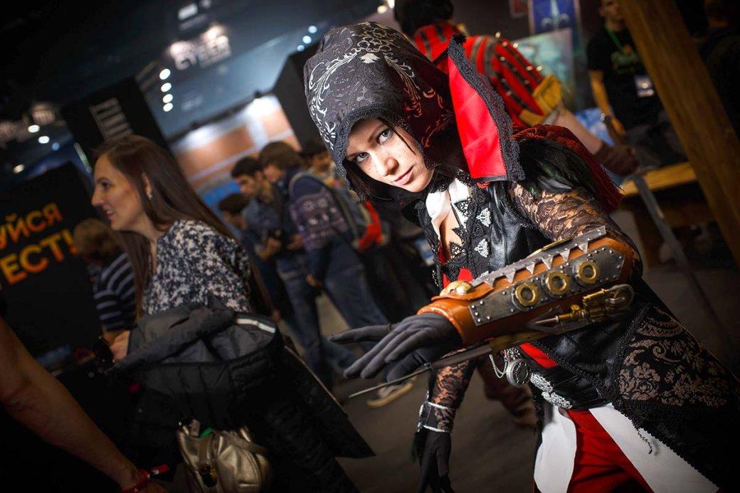 «ИгроМир» иComic Con Russia— история крупнейшей выставки видеоигр России   Канобу