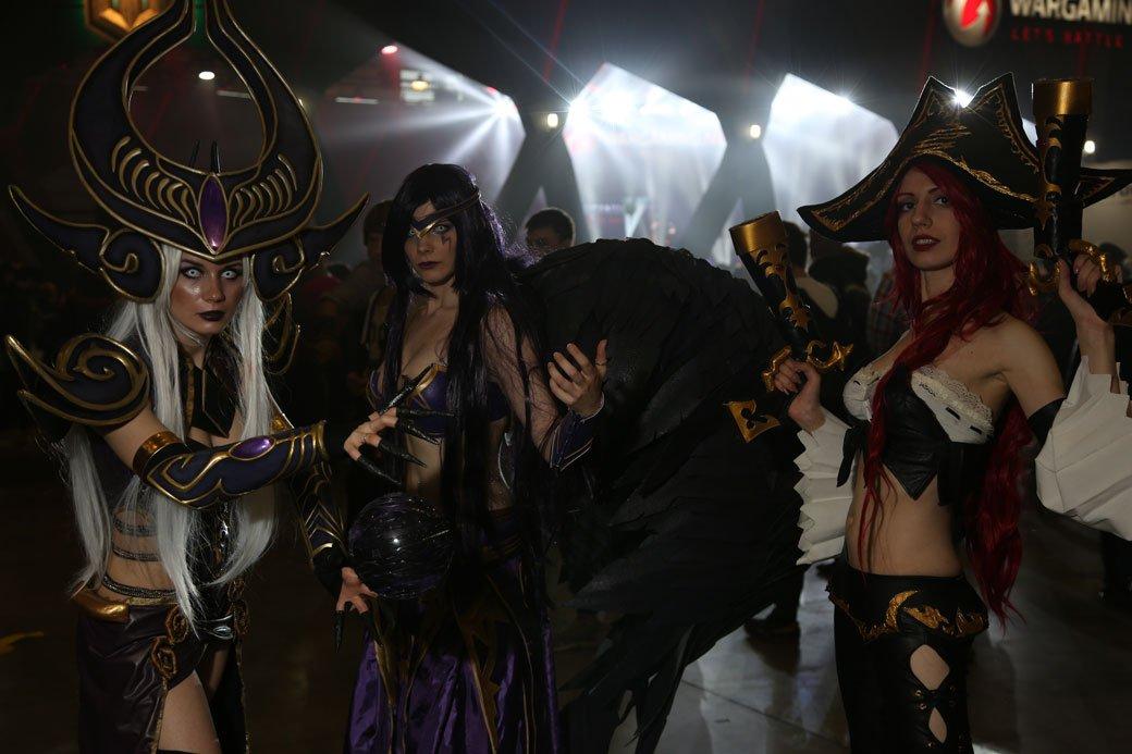 «Игромир 2015» и Comic Con Россия в лицах   Канобу - Изображение 6152