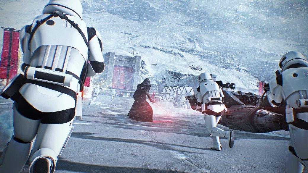 Рецензия на Star Wars Battlefront II (2017) | Канобу - Изображение 12