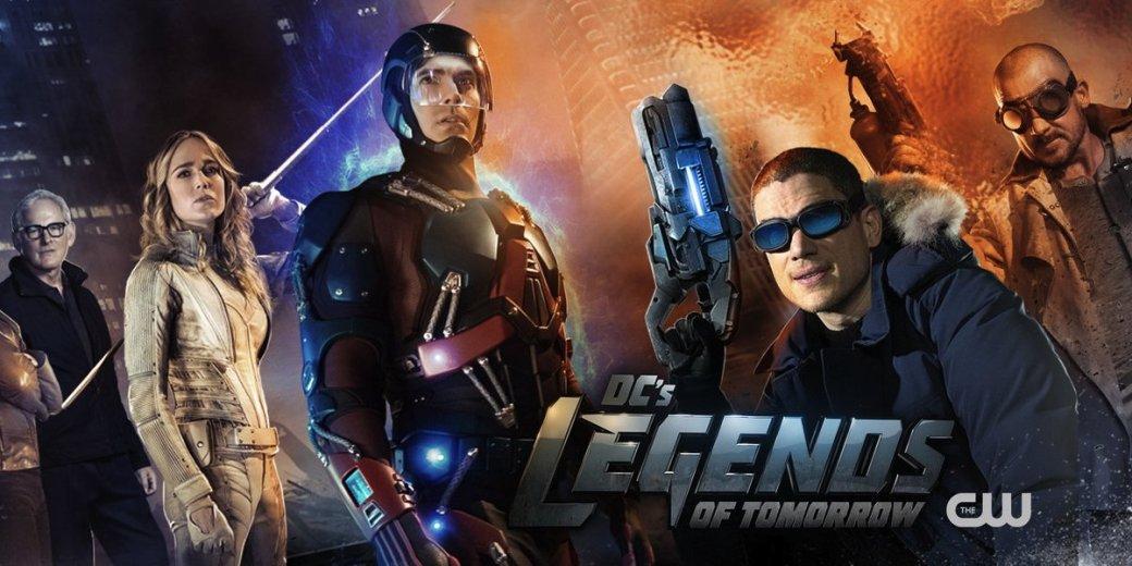 Современные сериалы про супергероев: год спустя | Канобу - Изображение 13