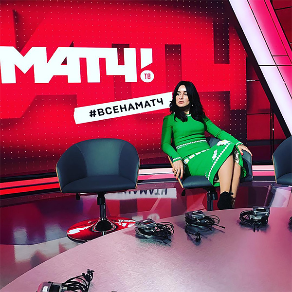На «Матч ТВ» запустили программу о киберспорте. Ее ведущими стали Юлия Коваль и Павел Шабалин   Канобу - Изображение 9689