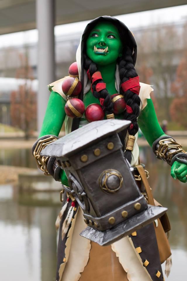 Лучший косплей по Warcraft – герои и персонажи WoW, фото косплееров   Канобу - Изображение 39