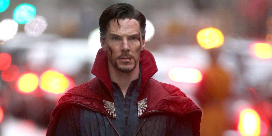 «Доктор Стрэндж» превратит киновселенную  Marvel в Мультивселенную | Канобу - Изображение 460