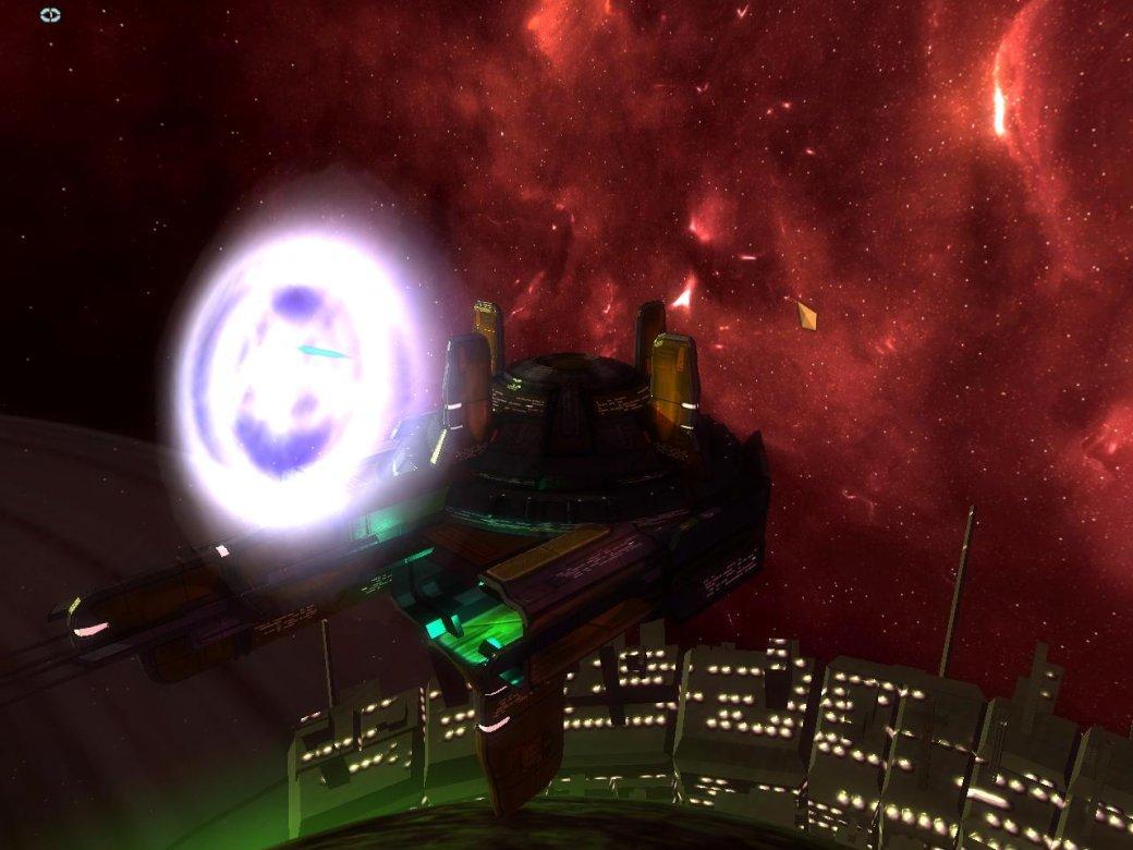 Космос как отсутствие: рецензия на Gemeni Wars | Канобу - Изображение 3