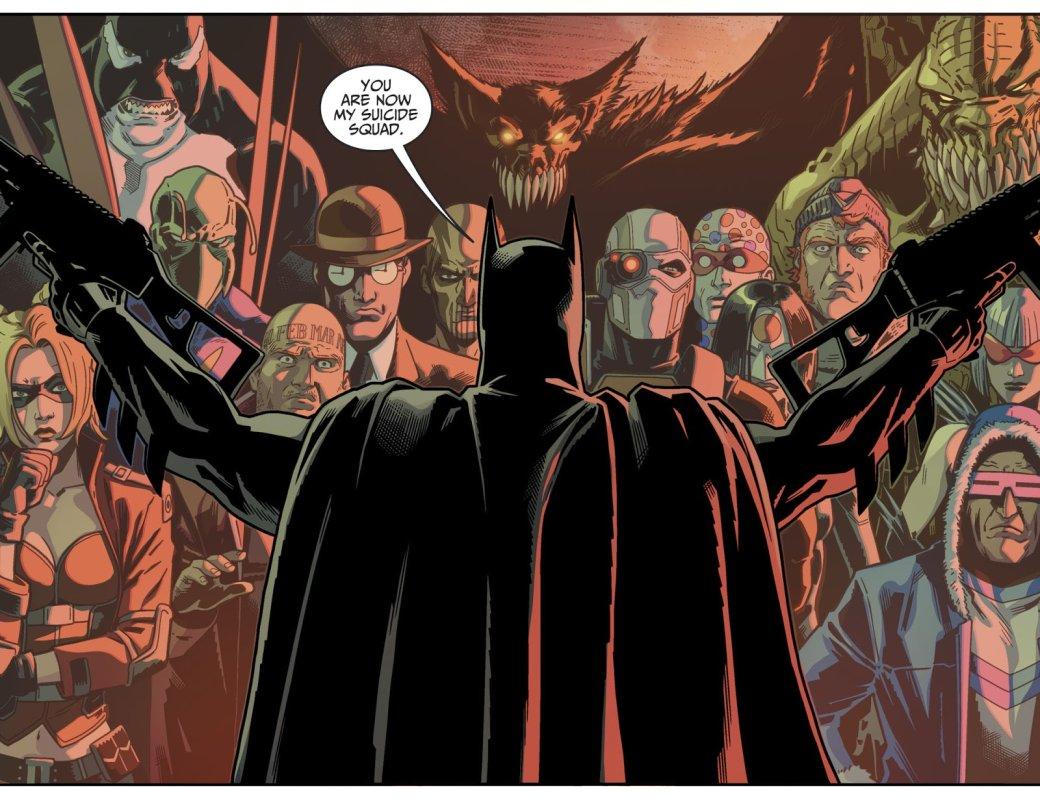 10 безумных вещей изприквела Injustice 2: президент-супергерой, двойник Бэтмена, свадьба злодеев | Канобу - Изображение 6581