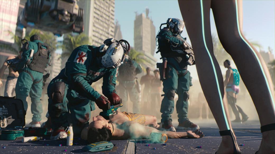 CD Projekt RED: «Cyberpunk 2077 — это политическая игра». Авторы проекта объясняют, почему это так. - Изображение 1