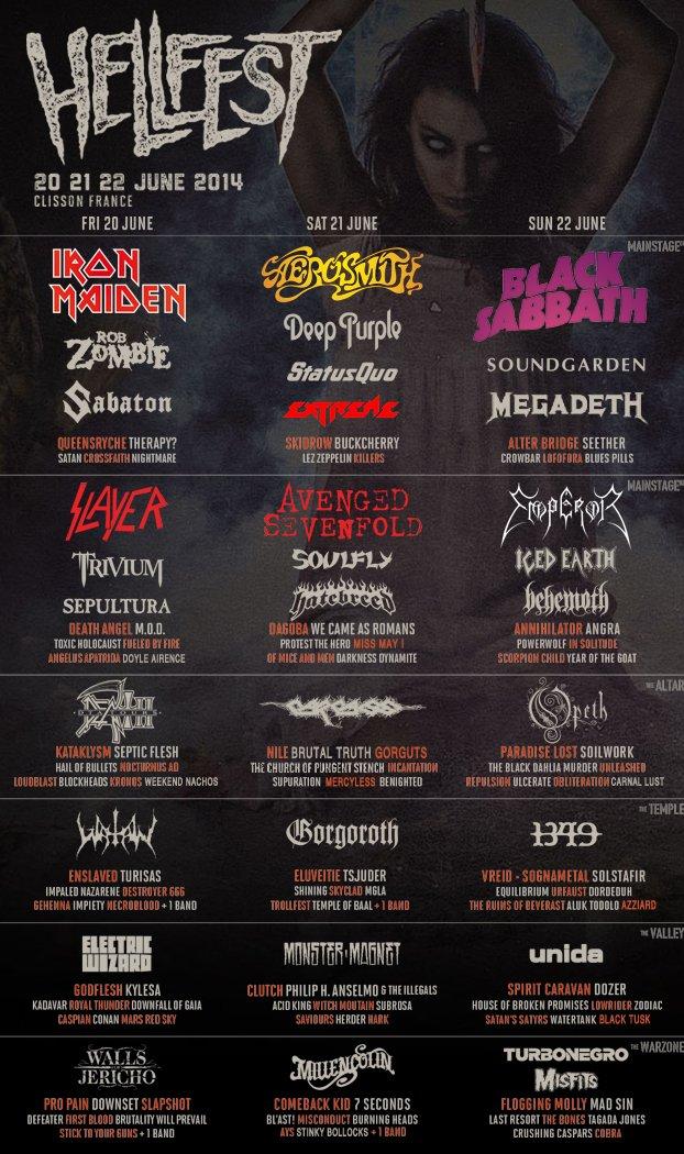Hellfest 2014   Канобу - Изображение 9787
