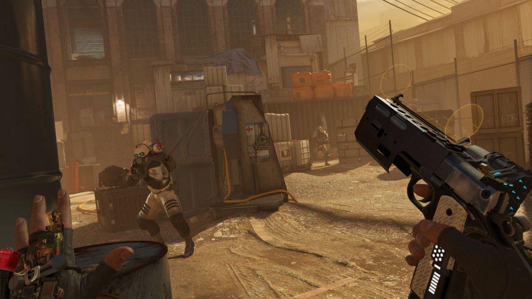 Обновляемая рецензия на Half-Life: Alyx | Канобу - Изображение 598