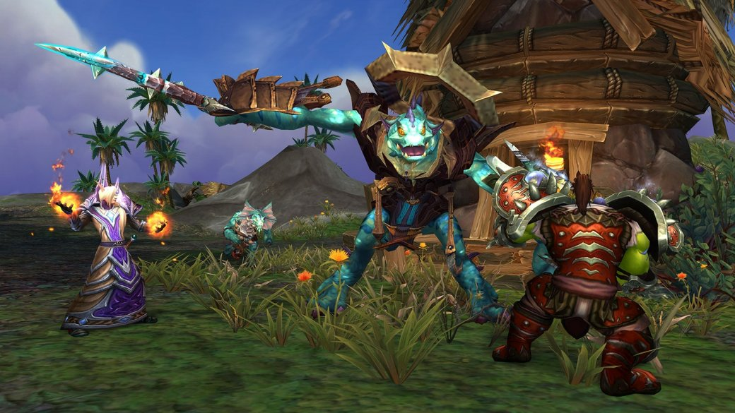 Тролль-друид из гильдии Method смог первым в мире получить 120 уровень в Battle for Azeroth  | Канобу - Изображение 4103